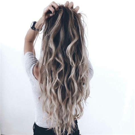 hairstyles girl tumblr wavy hair styles tumblr