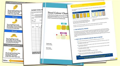 Color Stool Chart by Stool Color Charts To Understand Changing Colors And Meanings