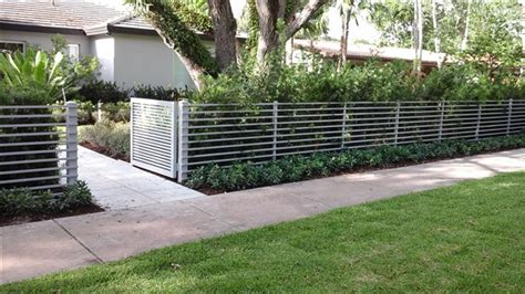aluminum fences and gates melbourne home design interior