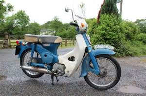 Honda Cub For Sale Usa 1974 Honda C50 Cub For Sale From Pembrokeshire Classics On