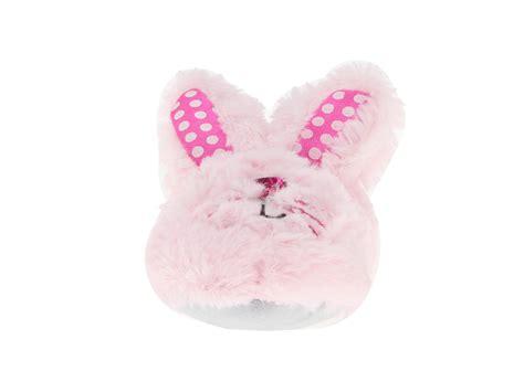 stride rite bunny slippers stride rite fluffy bunny slipper toddler kid