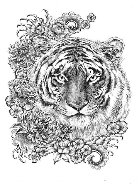 tiger mandala coloring pages tiger mandala coloring pages part 1 free resource for