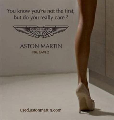 used aston martin ad aston martin used car ads aston martin print advertising