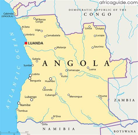 africa map angola floods displace scores in angola leadership magazine