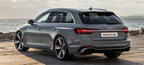 2020 Audi Avant Usa by 2020 Audi Rs4 Avant Accurately Imagined Here S Hoping It