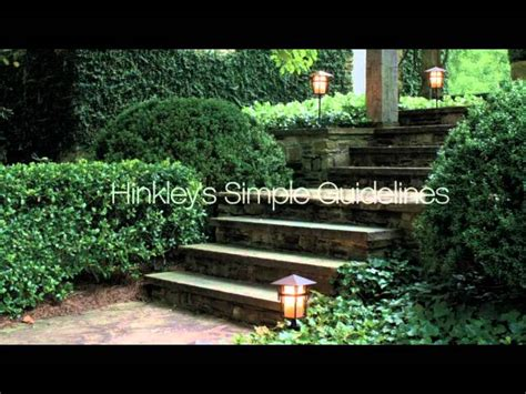 hinkley landscape lighting decor ideasdecor ideas