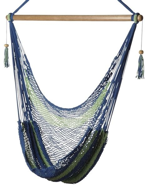 hammock swing chairs bold stripes hammock chair eclectic hammocks and swing