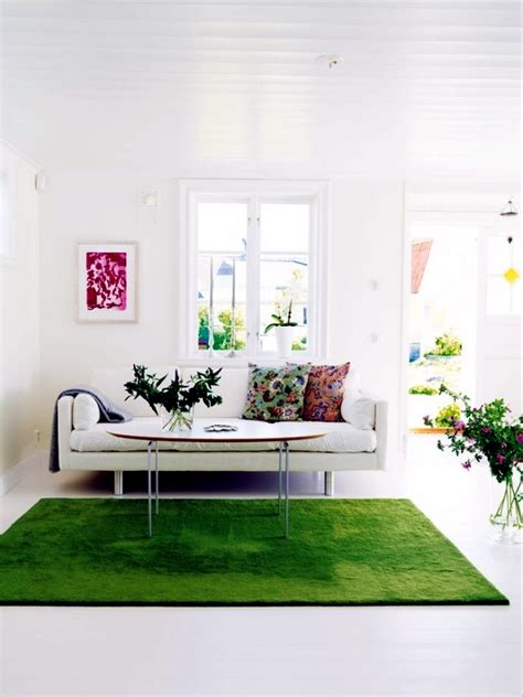 green and white living room fresh colors in the living room 20 living ideas and tips