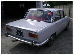 Alfa Romeo Berlina 1750 For Sale Sold Alfa Romeo Giulia 1750 Berlina Used Cars For Sale