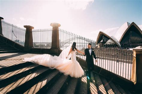 8 gorgeous sydney harbour weddings - Wedding Photo Locations Sydney Harbour