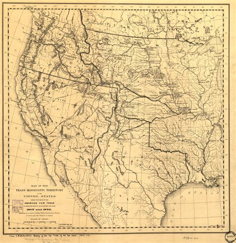 western map doc butler s u s history website for students maps for