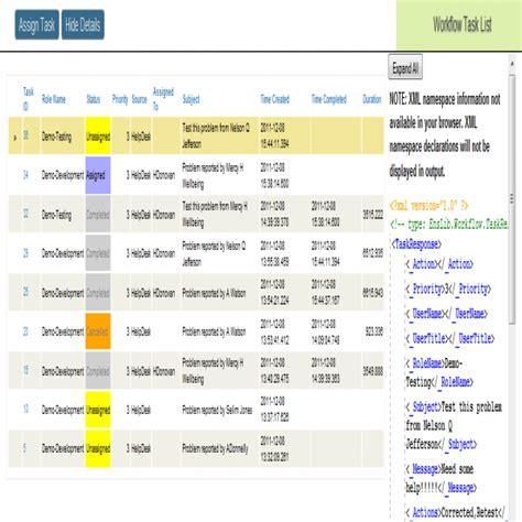 workflow task list task status list task list templates