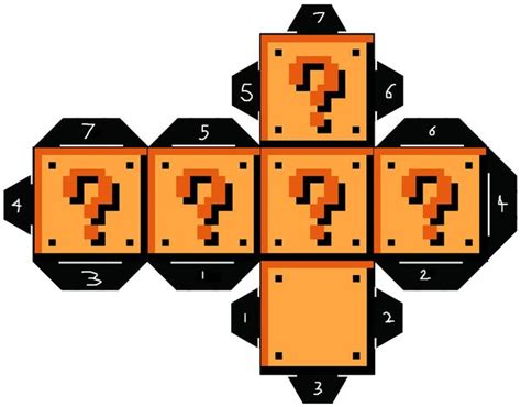 printable mario question mark mario or question mark block by ti112 on deviantart