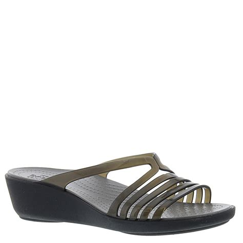 On Sale Crocs Mini Wedge 4cm crocs mini wedge s sandal ebay