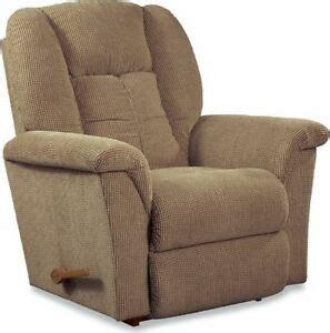Lazy Boy Chairs Recliners - la z boy beige rocker recliner lazy boy chair arm chairs
