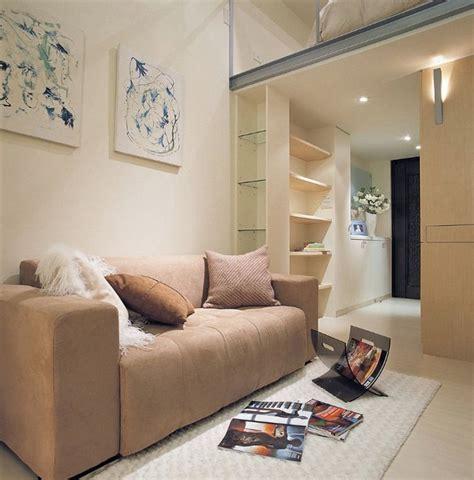 Como Aproveitar O Espa 231 O Com Camas Suspensas E Mezaninos Design Of Living Room For Small Spaces