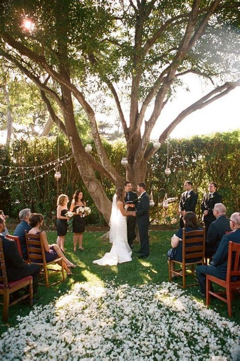 Small Backyard Wedding Ceremony Ideas Best 20 Tree Lanterns Ideas On Picture Frame Crafts Dollar Tree Crafts And Dollar