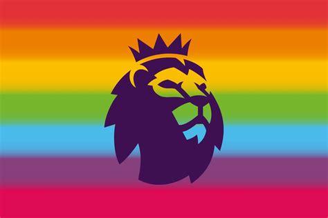 Laces Rainbow by Premier League Supports Rainbow Laces