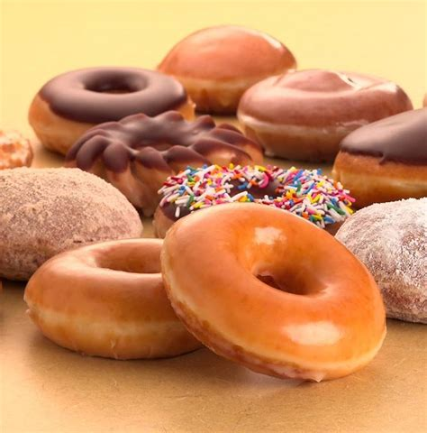 krispy kreme  doughnut   choice today
