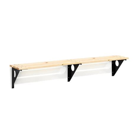 wall mounted benches wall mounted bench 360x2000 mm aj products online