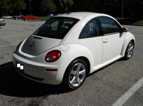 Volkswagen Beetle 2008 by 2008 Volkswagen New Beetle Information And Photos