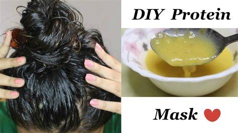 Harga Hair Mask Ix by Diy Protein Mask For Reducing Hair Loss Dandruff Get