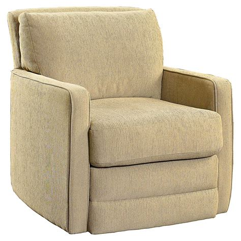 Fabric Tuxedo Arm Swivel Chair For Living Room And Office Living Room Chairs