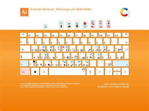 adobe illustrator cs6 shortcut keys f 252 r desktop und tablets illustrator shortcuts als
