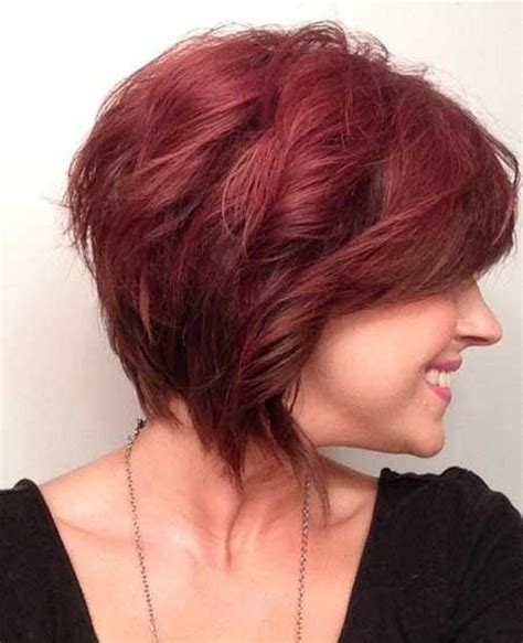 2015 ny short hair hottest short wavy hairstyles 2015 full dose