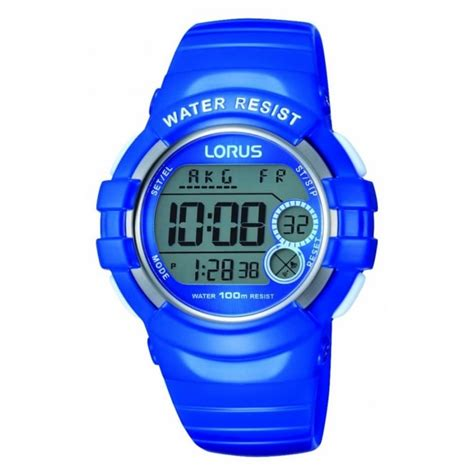 blue digital r2321kx9 watches from hillier