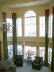 Window Treatments For Large Windows by Large Home Window Treatments