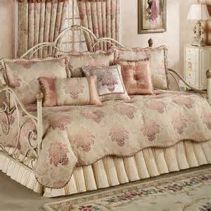 Daybed Comforter Sets Chandon Damask 5 Pc Daybed Bedding Set