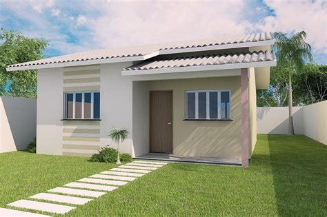 casa net projeto completo de casa popular 41 16m 178 2 quartos