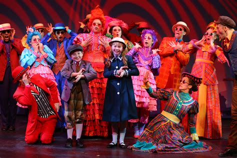 our house musical characters mary poppins monday cast reflections the rep blog