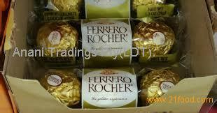 Knoppers Minis By Food And Such ferero rocher chocolate products south africa ferero