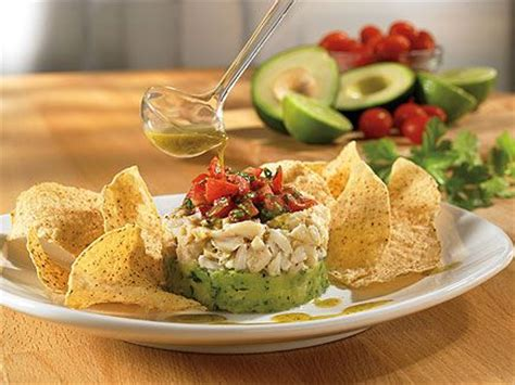 crab and avocado stack crab and avocado stack outback steakhouse appetizers