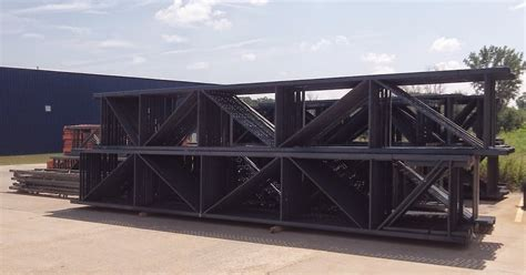 Pallet Rack Uprights by Speedrack Midwest Used Unarco T Bolt Pallet Rack Uprights