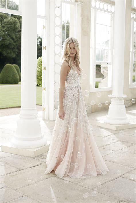Wonderfully Romantic Wedding Dresses: The Needle & Thread