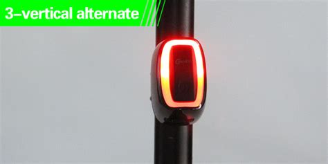 Lu Safety Sepeda Rechargeable Bicycle Smart Taillight Meilan X6 meilan x6 lu sepeda rechargeable bicycle smart