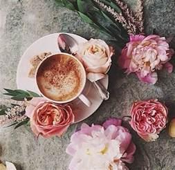 beautiful coffee aesthetic beautiful coffee floral flowers image