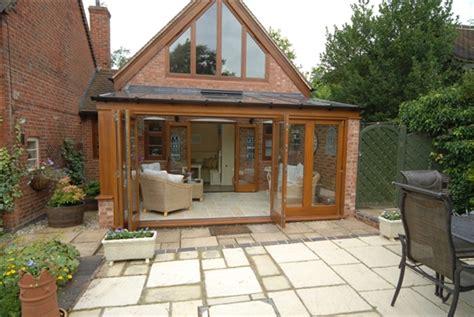 Barn Conversion Ideas oak alternative idigbo stained conservatory designs lean