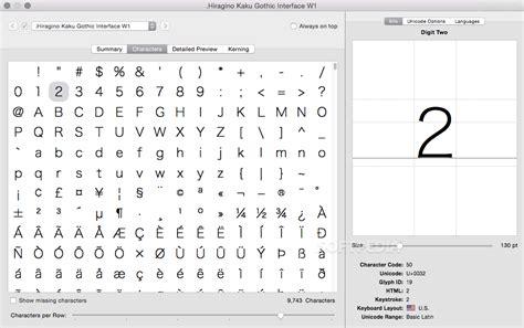 font design mac software font explorer mac trial reset