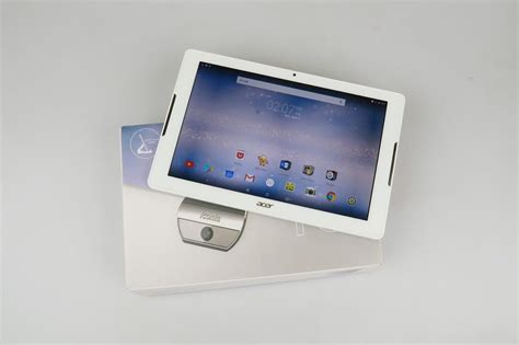 Tablet Acer Iconia 10 Inch acer iconia one 10 b3 a30 unboxing entry level 10 inch tablet with multimedia focus