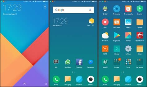 mi tab themes download miui 9 themes for all xiaomi devices