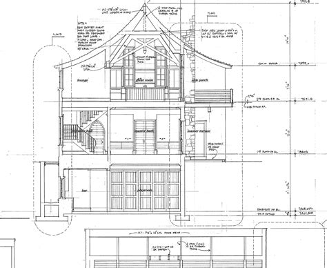 blueprint for homes drawing to a conclusion the of architecture part 3 mcalpine