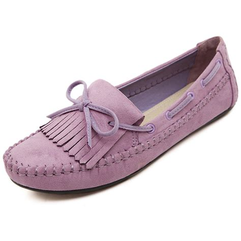 2016 New Casual Loafers Fashion Women Flats Comfortable