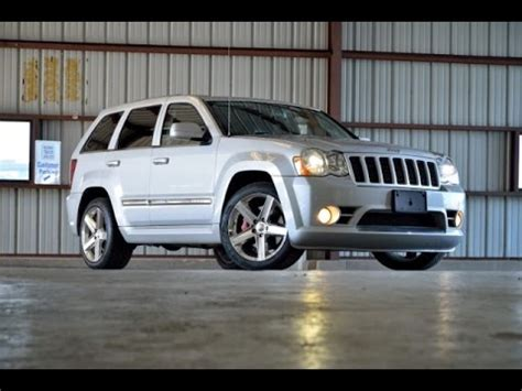 jeep srt 2010 2010 jeep grand srt8 review