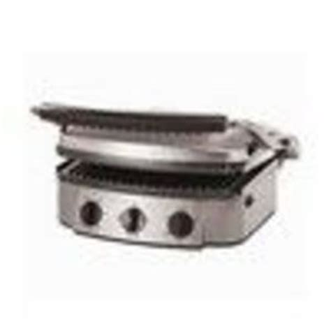 cucina panini grill sensio cucina stainless steel electric grill and