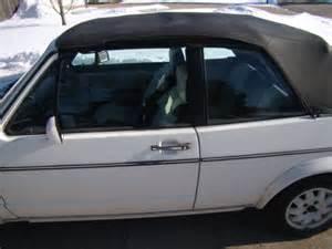 old volkswagen rabbit convertible for sale 1983 volkswagen rabbit convertible base convertible 2 door