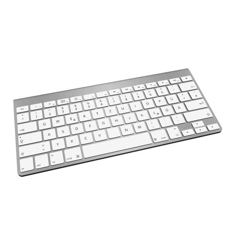 Keyboard Wireless Apple apple wireless keyboard design and decorate your room in 3d
